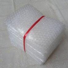 Bolsas de burbujas de amortiguación, 8x10cm, 50 Uds., envoltura protectora, Bolsa de embalaje de espuma de Burbuja, embalaje Verpackungen Schaum 15*20cm 10*15cm