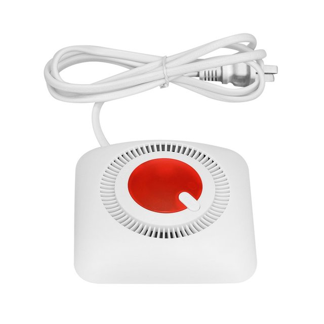 LESHP Combustible Gas Leakage Detector Alarm System