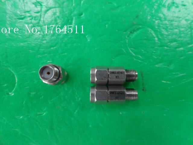 [BELLA] M/A-COM 2082-6343-03 DC-8GHz 3dB 2W RF Coaxial Fixed Attenuator SMA  --2PCS/LOT