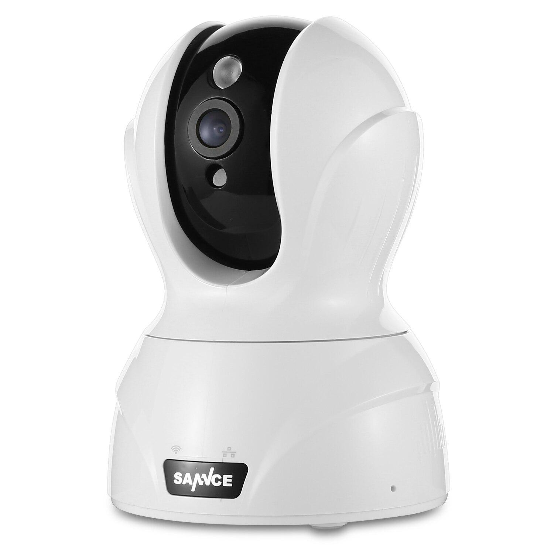 bilder für SANNCE 1920*1080 P HD Drahtlose Pan & Tilt IP Netzwerk IR Home Security Kamera 2-wege-audio