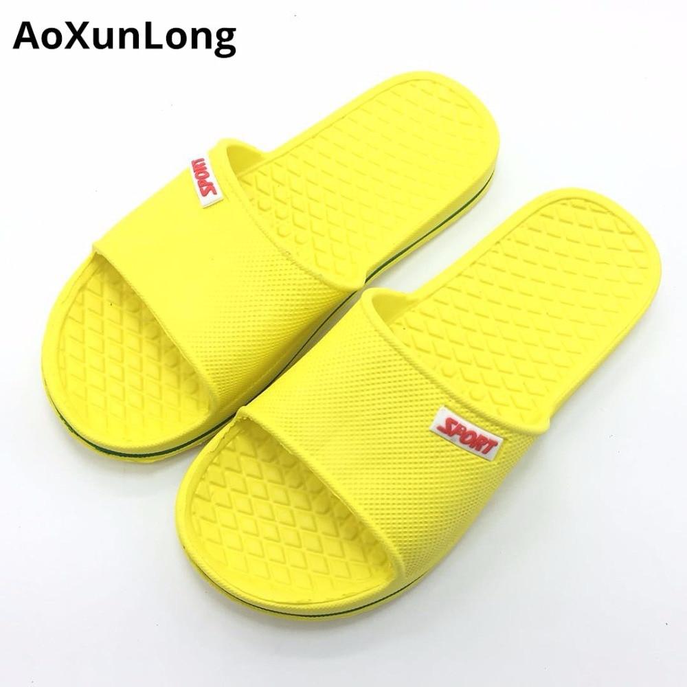 Mujeres Flip Flop Summer Beach cómodas zapatillas de masaje Mujeres - Zapatos de mujer - foto 1