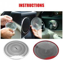 Car Audio Altoparlante Copertura Trim Porta Altoparlante Copertura Trim per Mercedes Benz E/C/GLC Classe W213 W205 accessori Per auto Nuova