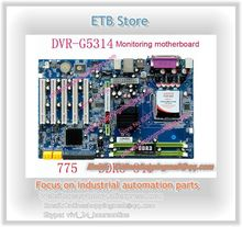 Monitoring motherboard DVR-G5314 package G41 supports DDR3 775 pin DVR motherboard
