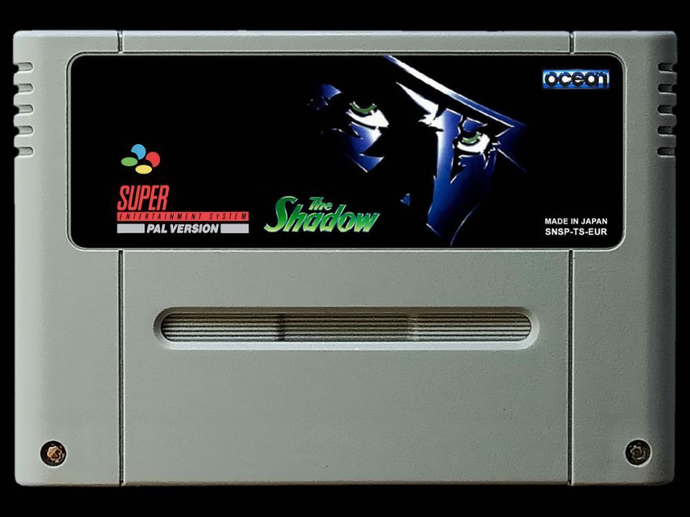 16Bit Games ** The Shadow ( PAL EUR Version!! ) Game Deals     - title=
