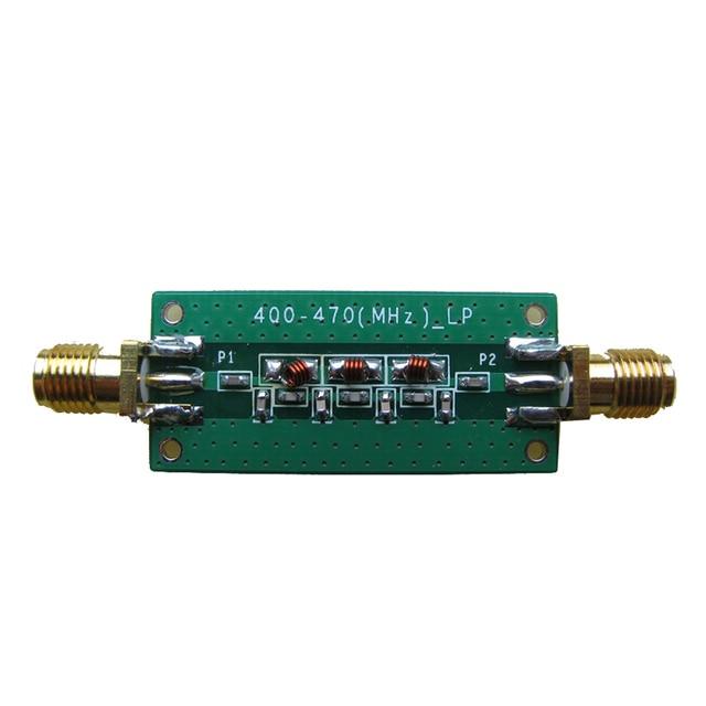 433MHZ  5~0dBm low pass filter LPF 2.4GHZ~2.6GHZ