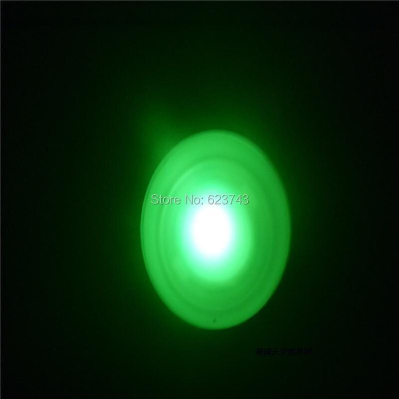 Free Shipping 50Pcs Bath Spa Lights UFO Recon Light, Color changing ...