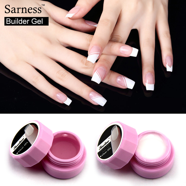 Sarness Cheap UV Builder Gel Lucky Clean Pink White Soak Off Camouflage  Nail Art Extension for - Aliexpress.com : Buy Sarness Cheap UV Builder Gel Lucky Clean Pink