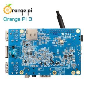Image 2 - Orange Pi 3 H6 2 go LPDDR3 AP6256 bluetooth 5.0, 4 x usb 3.0, compatible Android 7.0, Ubuntu et Debian