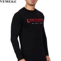 YEMEKE Men Sweatshirt Autumn Winter 2017 New Fashion Hoodies Cool Streetwear Tracksuit High Quality 6 Kinds