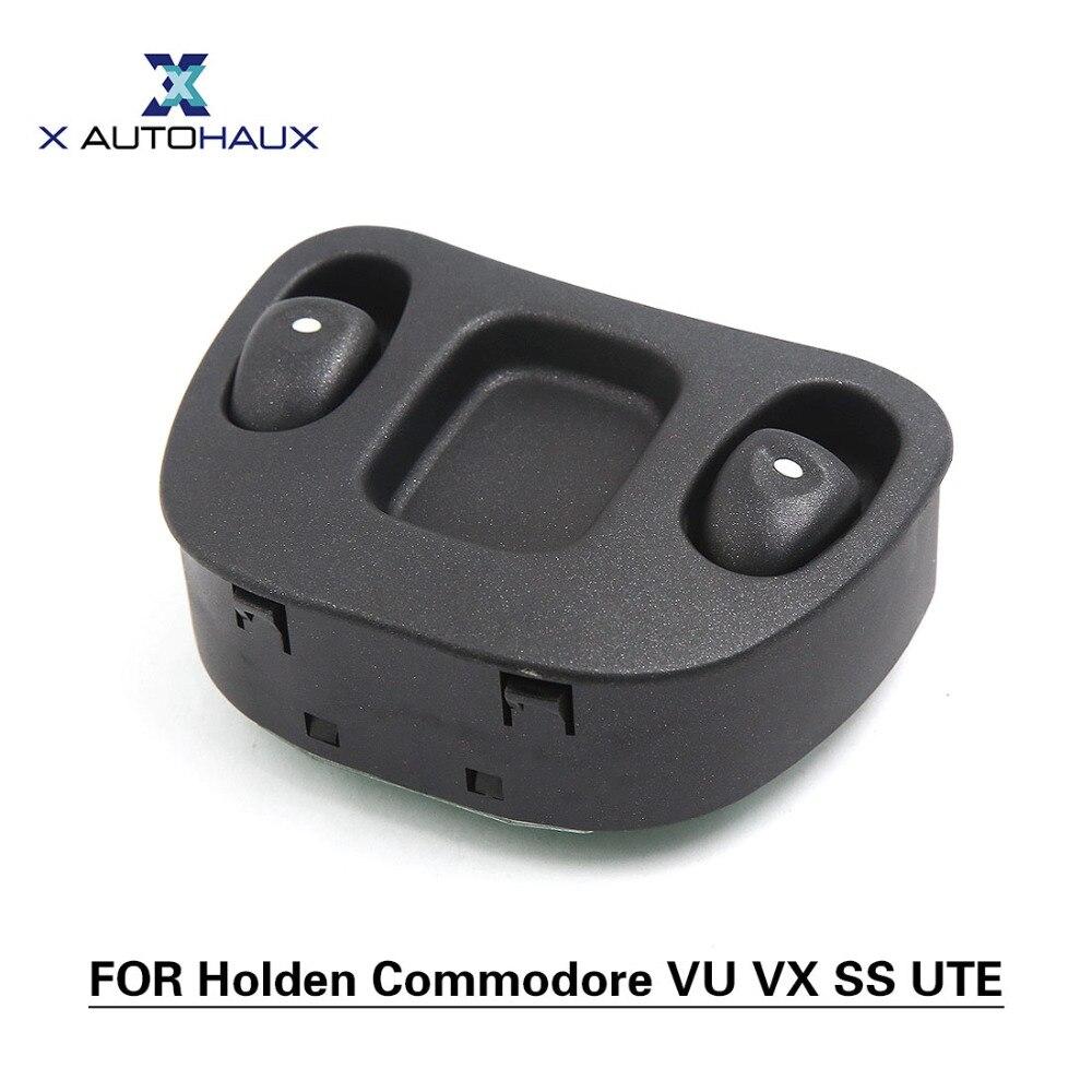 X autohaux 6 Булавки Connection 92105380 Мощность окна Управление переключатель для Holden для commodore Vu VX СС UTE 2 консоли автомобильные аксессуары