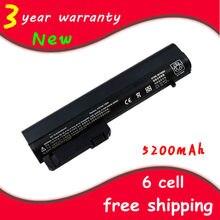 Аккумулятор для ноутбука HP/Compaq 404886-241 412779-001 HSTNN-DB23 404886-621 441675-001 HSTNN-FB21 404887-241