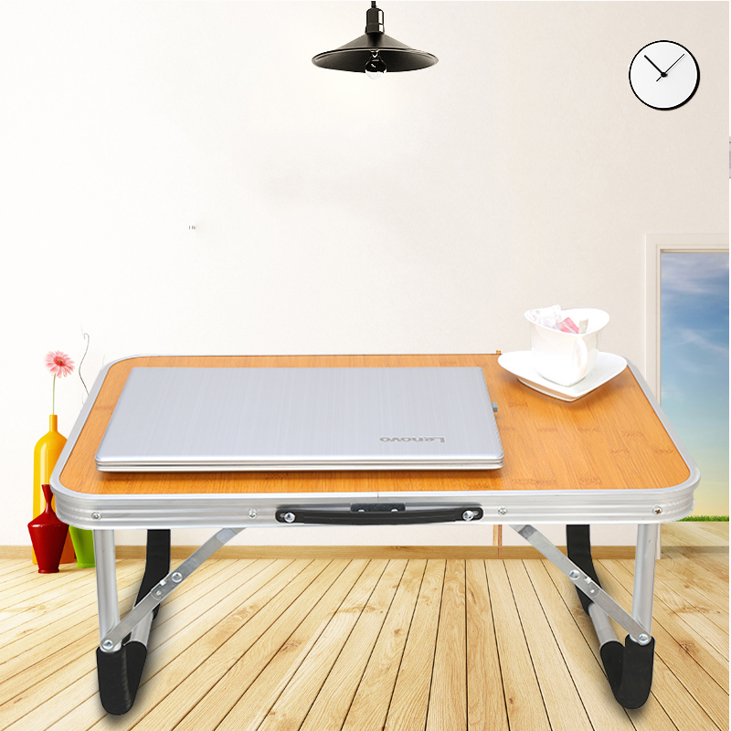 2019 Outdoor Folding Table Laptop Desk 60*40cm  And 70*50 Adjustable Stand Portable   ALL-115