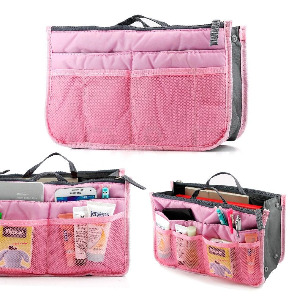 Multifunktionspaketeringspaket Arrangörer Kvinnor Kosmetiska väskor - Resetillbehör - Foto 5