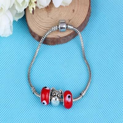craft*diy 200 Mixte Perles Rondes Verre Craquelé 6mm Dia.