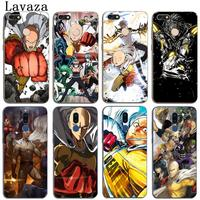 One Punch Man Phone Case for Huawei Y6 Prime Y5 II Y7 2017 2018 Nova 4 3i 3 2i Honor play 10 8X 8 9 Lite 6A 6C 7C 7X 7A Pro 2