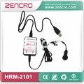 USB finger/ earlobe clip heart pulse sensor rate monitor