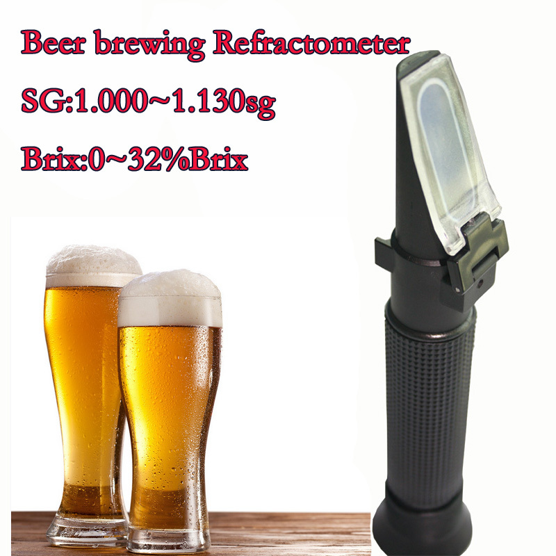 пивоварения рефрактометр