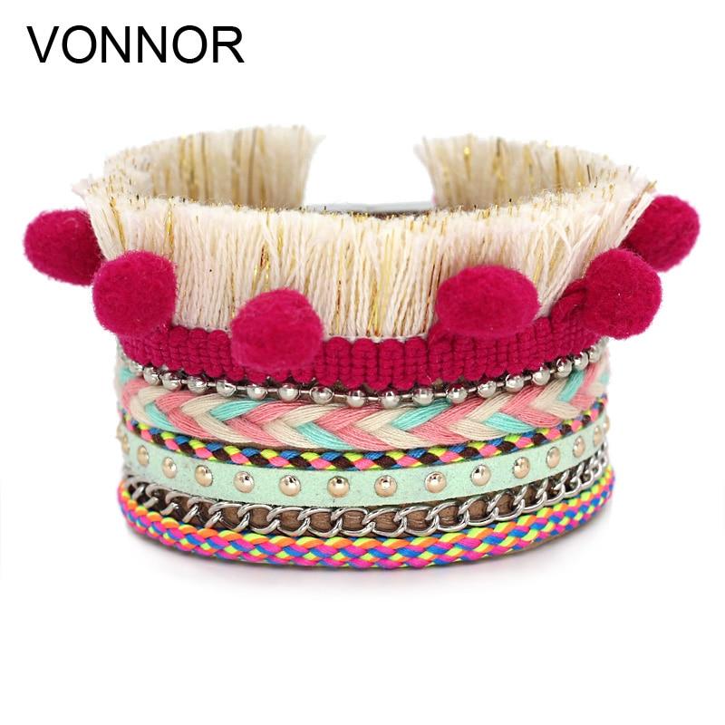 VONNOR Bracelet Women Wide...