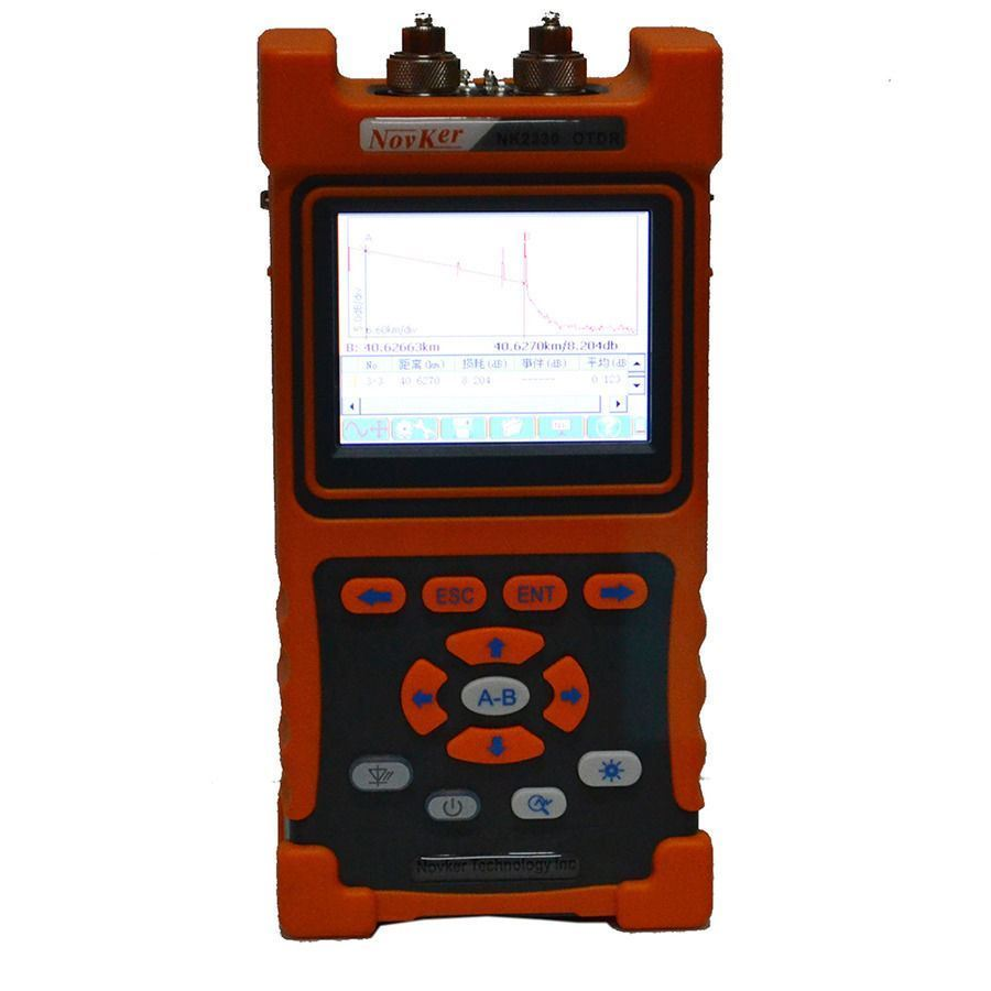JYTTEK Newest Hand-held OTDR Optical Time Domain Reflectometer