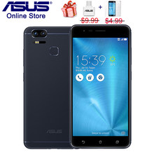 ASUS ZenFone 3 Zoom ZE553KL 4G LTE Mobile Phones 4GB RAM 128GB ROM Z01HDA AMOLED Dual 12MP Cameras 5.5 Inch 5000mAh Smartphone(China)