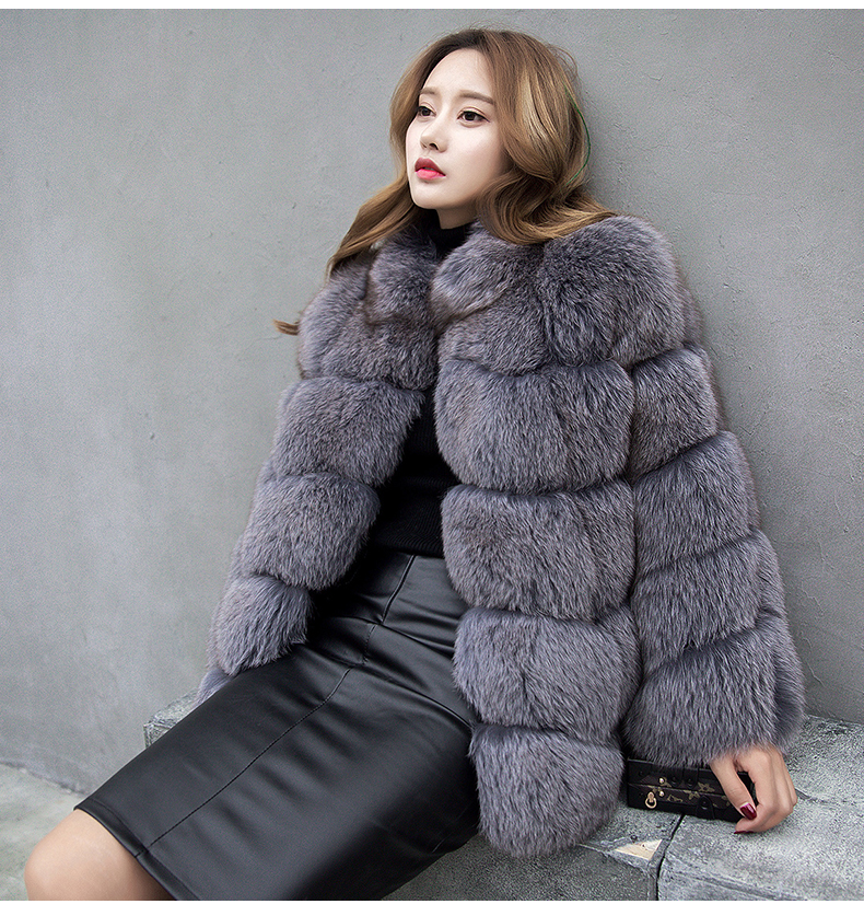 Popular Real Fur Coats for Women-Buy Cheap Real Fur Coats for ...