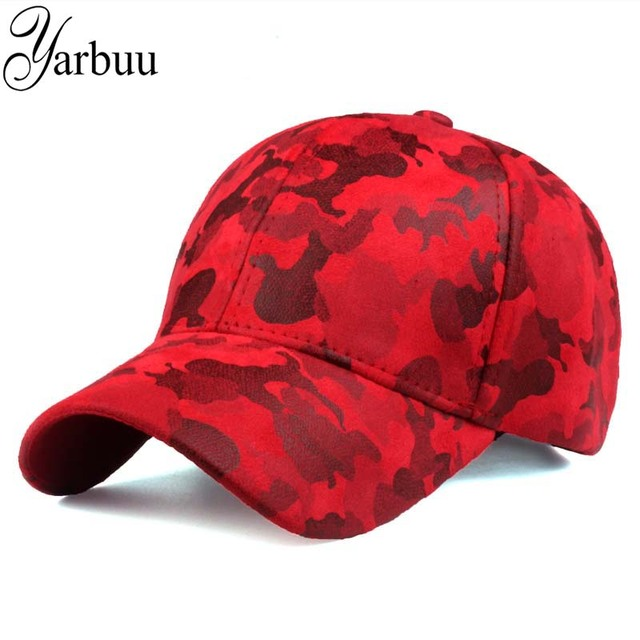 YARBUU  brand baseball caps for men and women Camouflage printing casual  cap hip hop snapback hats Unisex free shipping 804ccabb4c85