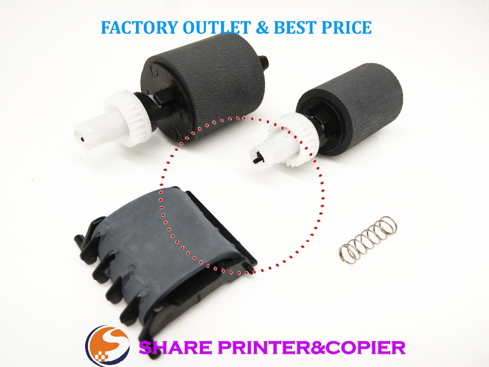 10 SET X compatible new roller kit CF288 60016 CF288 60015 CF288 60021 ADF Roller Kit