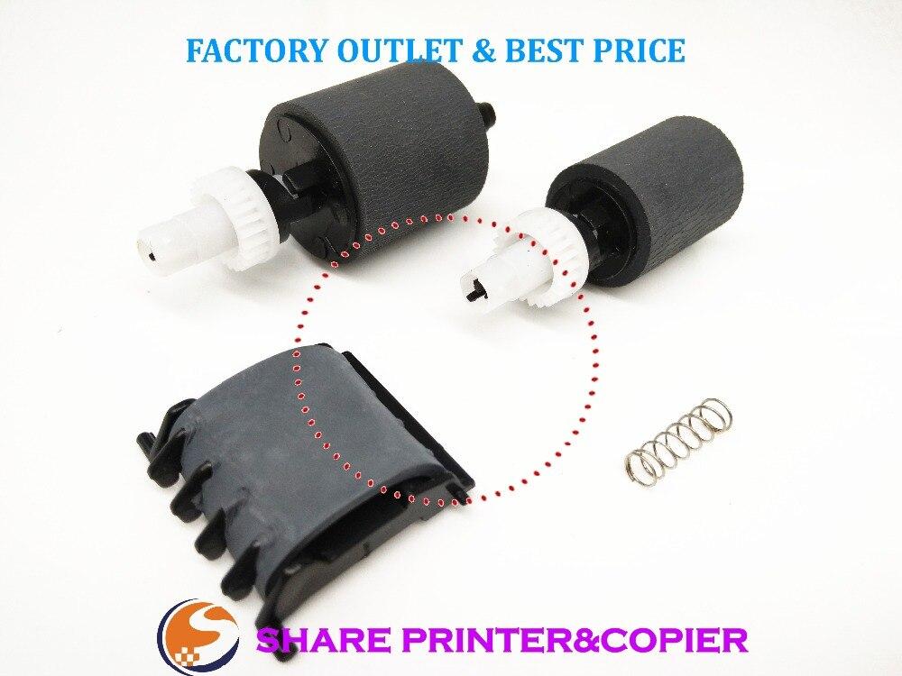 10 Satz X Kompatibel Neue Roller Kit Cf288-60016 Cf288-60015 Cf288-60021 Adf Roller Kit Für Hp Pro400 M425dn M476 M521 M570 M576
