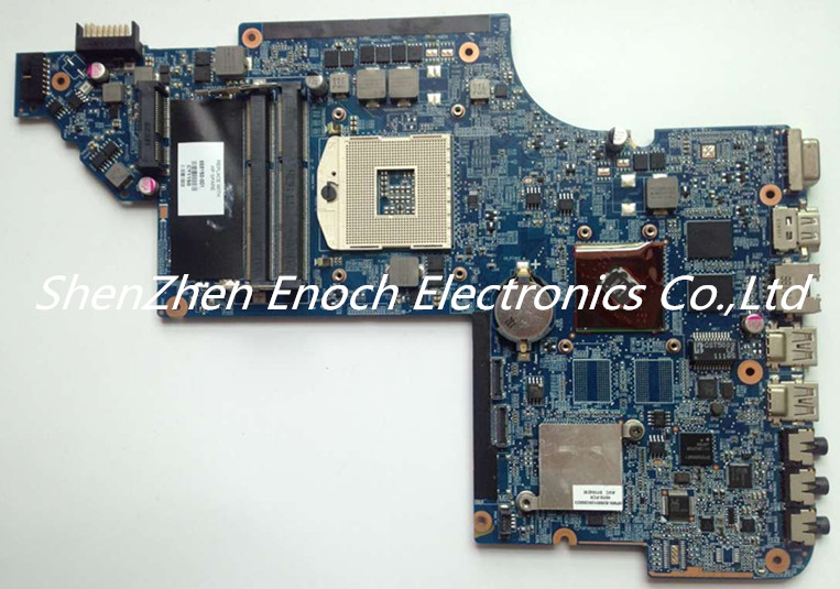 For HP DV6 DV6-6000 laptop motherboard with graphics 659150-001 stock No.999