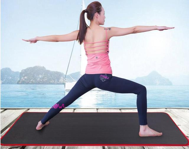 Colchoneta Antideslizante de Yoga