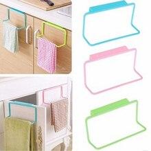 Вешалка для полотенец, подвесной держатель для кухни и ванной комнаты, органайзер для шкафа, держатель для шкафа, держатели для хранения полотенец, полезный органайзер для кухни