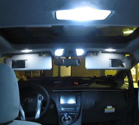 6pcs For 2003 04 05 2006 Infiniti G35 Sedan Led Full Interior Lights