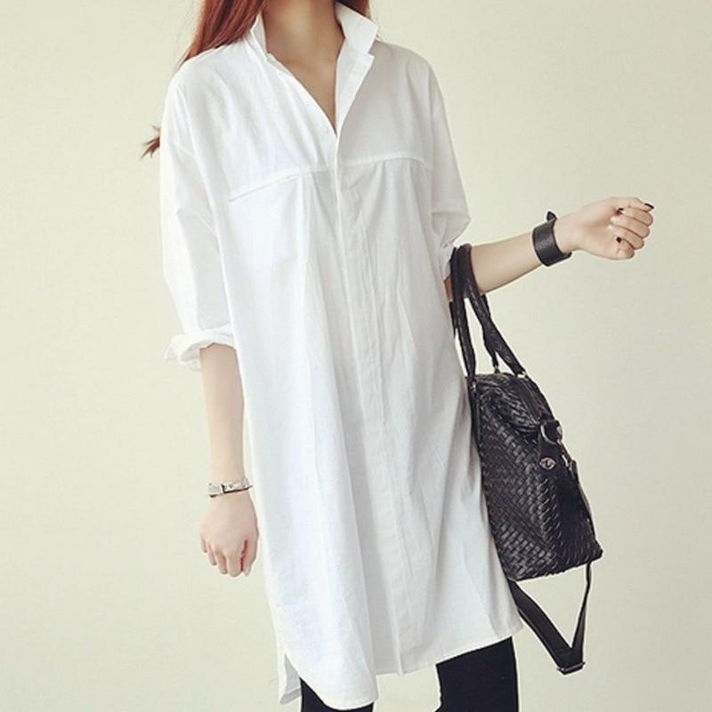 Popular White Shirt Oversized-Buy Cheap White Shirt Oversized lots ...