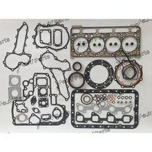 Для Дизельный двигатель kubota V2203 полный комплект прокладок с прокладкой головки цилиндра