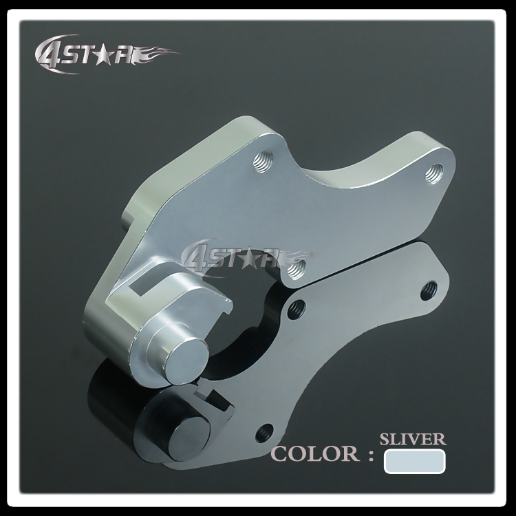 320MM BRACKET ADAPTOR Floating Brake Disc Rotor Bracket Adaptor For CR CRF 125 250 500 250R 250X 450R 450X Supermoto Supermotard 270mm front brake disc rotor for cr 125 250 500 crf 250r 250x 450x 450r 230f motocross supermoto enduro dirt bike off road