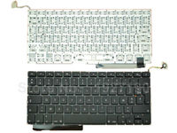 Free Shipping Original New FR French Laptop Keyboard For APPLE Macbook Pro A1286 BLACK For Backlit