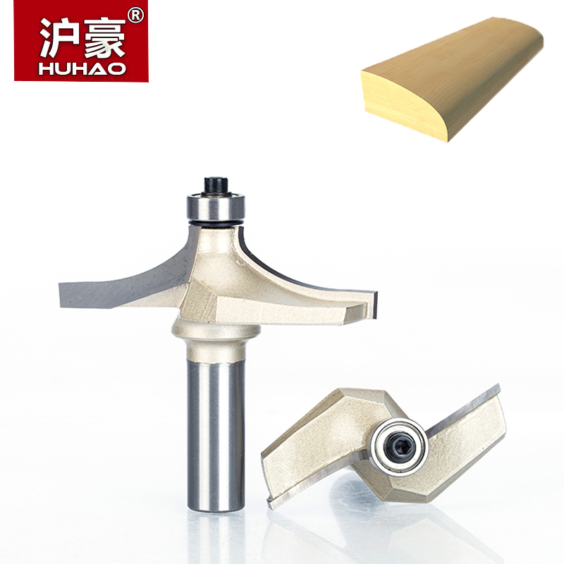 цена на HUHAO 1pc 1/2 Shank Router Bits For Wood Tungsten Carbide Cutter Bit Prrofessional Grade Woodworking Tools