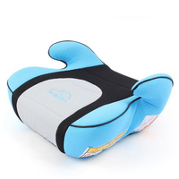 Booster Car Seat Baby Child Car Seat Anti-Slip Portable Toddler Car Safety Seats Comfortable Travel Pad Chair Cushion for Kids