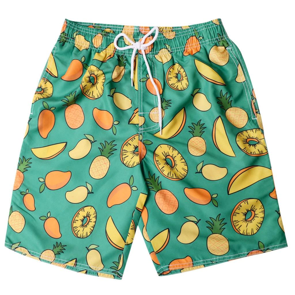Men's Printed   Board     Shorts   Quick Dry Beach   Shorts   Swim Trunks Male Bikini Swimwear Surfing   Shorts     Short   a0328