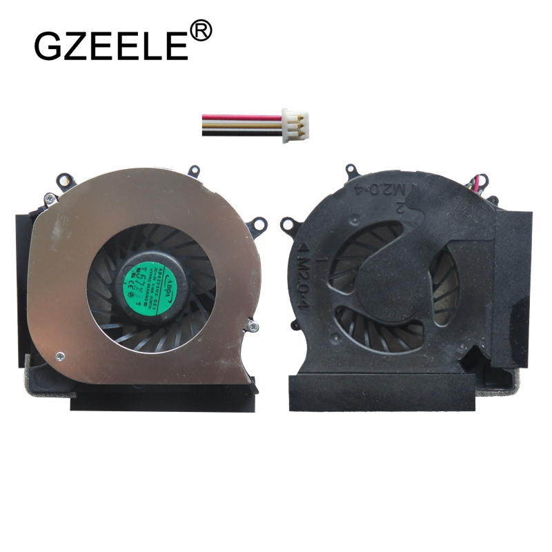 GZEELE New Laptop CPU Cooling Cooler Fan for HP for Pavilion DV2 DV3 DV3-1000 DV3Z DV3-2100 2200 for COMPAQ CQ35 CQ36 fan 3 pin GZEELE New Laptop CPU Cooling Cooler Fan for HP for Pavilion DV2 DV3 DV3-1000 DV3Z DV3-2100 2200 for COMPAQ CQ35 CQ36 fan 3 pin