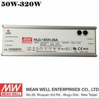 MEAN WELL LED Driver MW ELG HLG 36V 48V 75W 100W 150W 200W 240W 300W 480W 600W Power Supply IP65 Meanwell Adjustable Transformer