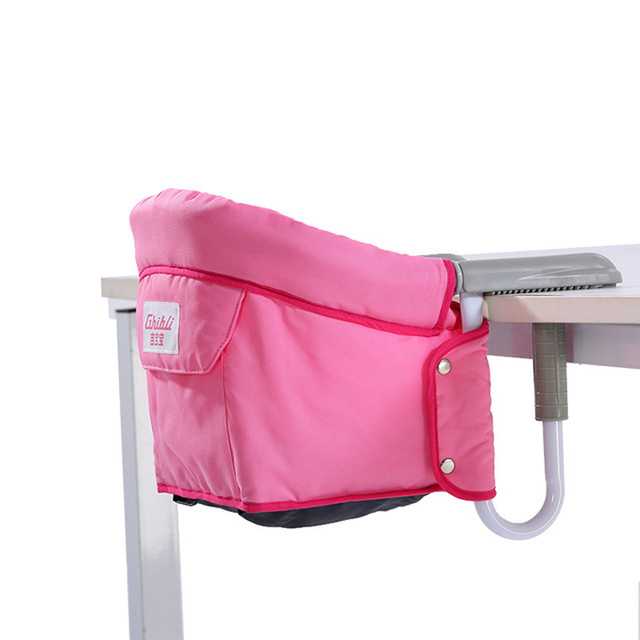 Creative Portable Baby Dining Table Seat For Infant Child Eatting Table Booster  Seat Small Simple Travel