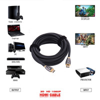 HDMI Cable 1M 1 5M 1 8M 3M 5M HDMI To HDMI Cable HDMI 4K 1080P