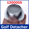 Super Golf Detacher Security Tag Detacher Golf Tag Detacher EAS Tag Remover Magnetic Intensity 12, 000GS Color Silvery