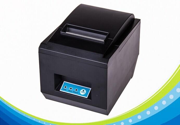 2014 latest pos printer High quality 80mm thermal receipt printer ZJ-80 automatic cutting machine printing speed Fast