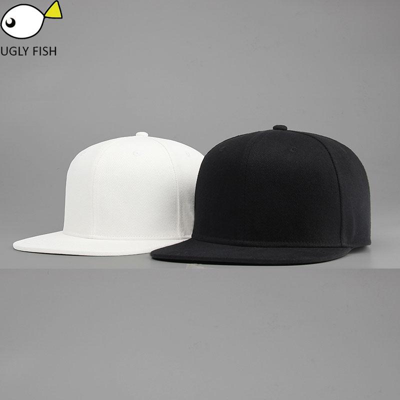 Herren baseball kappe Einstellbar Männer Frauen Baseball Kappe außen  baseball kappe Snapback Blank Plain Snapback Hüte 7ef8ac525d8