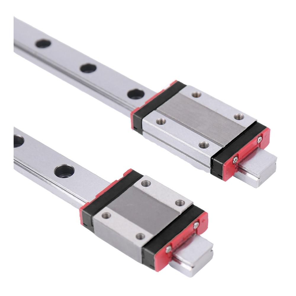 1PCS Precision Miniature Linear Guide Slider Slider MGW/MGN/7/9/12/15 C H Interchangeable Slider Slide
