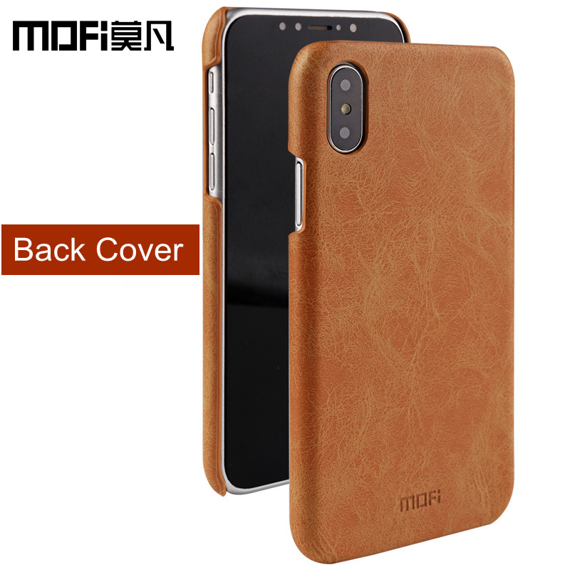 MOFi X edition case for iPhone X case cover anit knock hard back cover for apple x iphonex case for iphonex iphone x capas