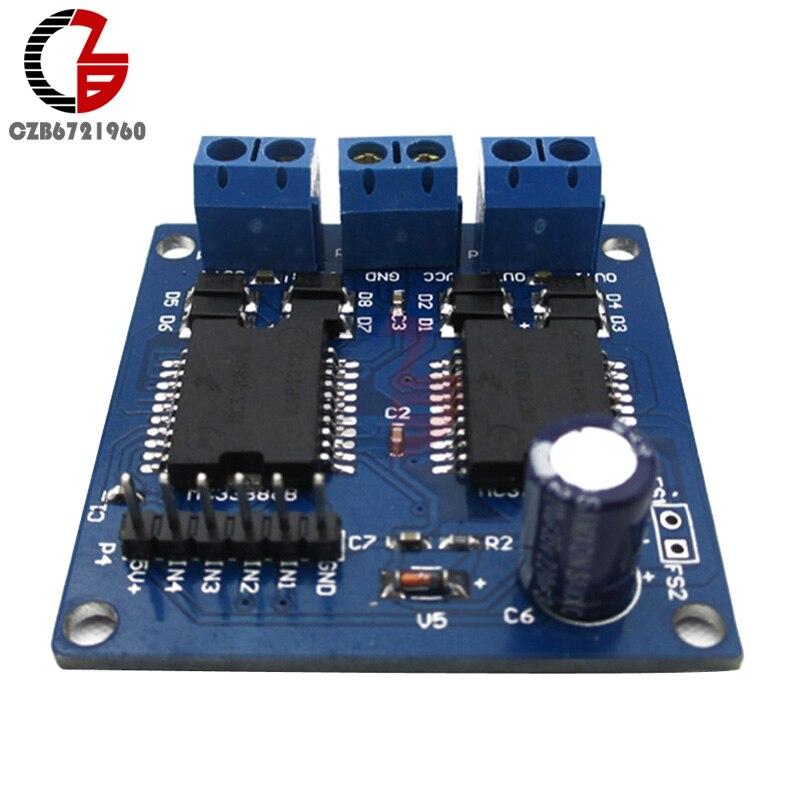 Wendry Motor Module Stepper Stepper Motor Driver Moto Shield Module Board for Arduino