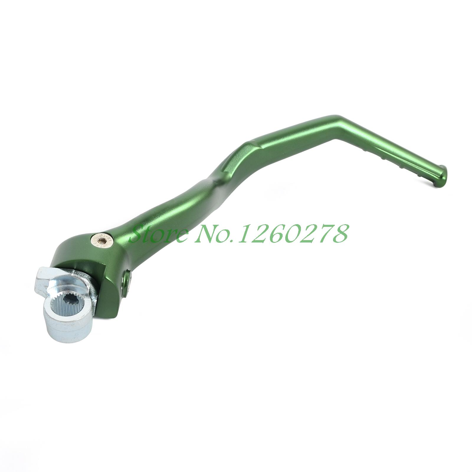 Motorcycle Forged Kick Start Lever Starter for Kawasaki KX250F KXF250 2013-2016 KX450F KXF450 KXF 250 450 KX 250F 450F купить в Москве 2019